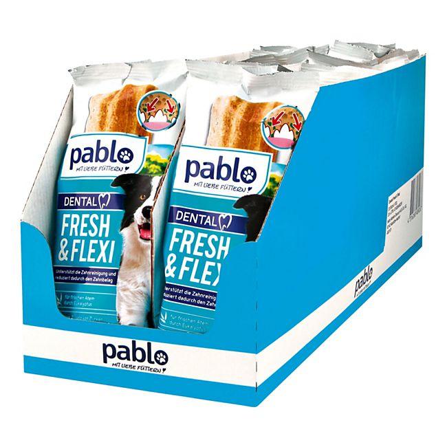 Pablo Hundefutter Dental Kausticks 100 g, 20er Pack - Bild 1