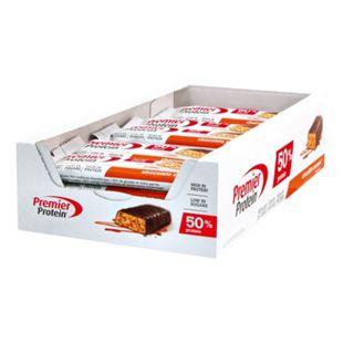 Premier Protein Riegel Chocolate Caramel 40 g, 24er Pack - Bild 1