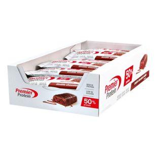Premier Protein Riegel Double Chocolate Cookie 40 g, 24er Pack - Bild 1