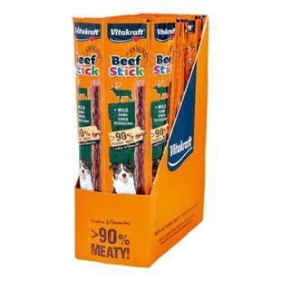 Vitakraft Hundefutter Beef Stick Wild 12 g, 50er Pack - Bild 1