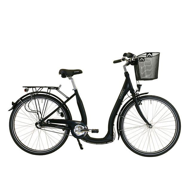 """Hawk City Comfort Premium Plus Black 26"""" - Bild 1"""