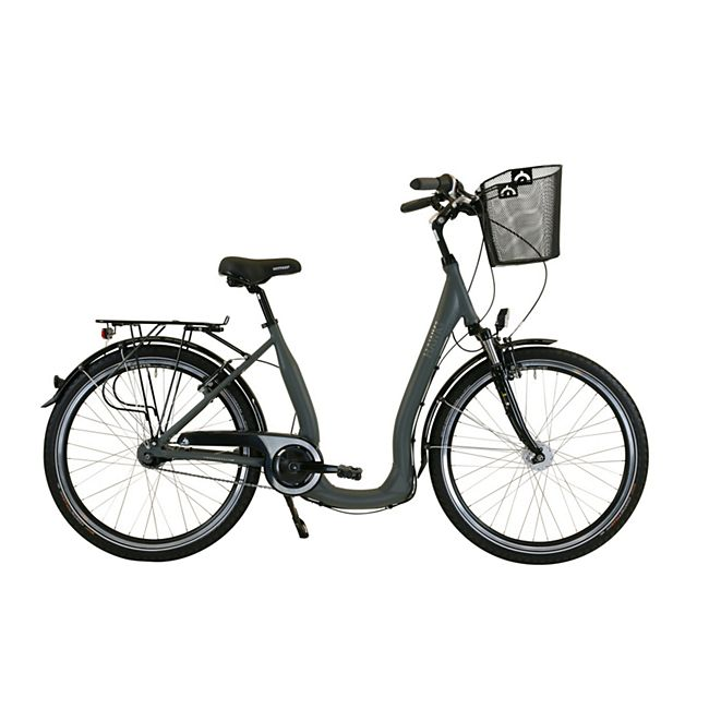 "Hawk City Comfort Deluxe Plus Grey 28"" - Bild 1"