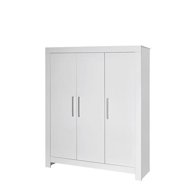 Schardt Schrank - NORDIC WHITE  - 3 Türen, weiß - Bild 1