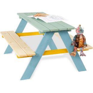 Pinolino Kindersitzgarnitur 'Nicki für 4', bunt - Bild 1