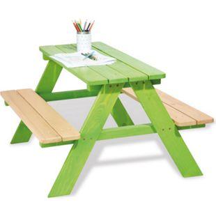 Pinolino Kindersitzgarnitur 'Nicki für 4', grün - Bild 1