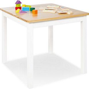 Pinolino Kindertisch 'Fenna', weiß/natur - Bild 1