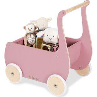 Pinolino Puppenwagen 'Mette', rosa - Bild 1