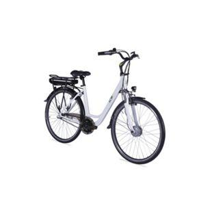 Llobe Metropolitan Joy City E-Bike weiß 36V/8Ah - Bild 1