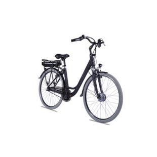 Llobe Metropolitan Joy City E-Bike schwarz 36V/8Ah - Bild 1