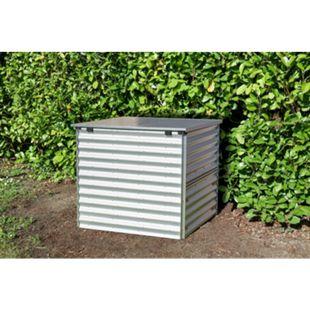 Vitavia Komposter Tami, blank/alu - Bild 1