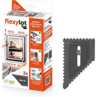 flexylot Bildaufhängung Basic 3er-Set - Bild 1