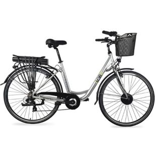 LLobe SilverLine Alu Elektro City Bike 28 Zoll - Bild 1