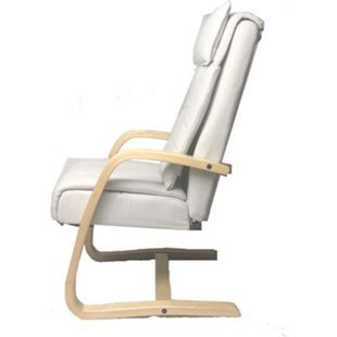 Alpha Techno Relax-Massagesessel AT-233, inkl. Fernbedienung, beige - Bild 1