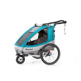 Qeridoo Sportrex 2 2020 Zweisitzer petrol - Bild 1