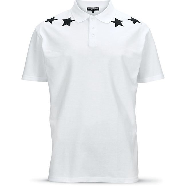 Roberto Geissini Herren Poloshirt, verschiedene Größen - Gr. M - Bild 1