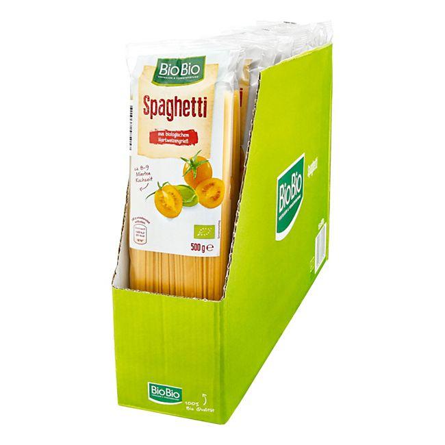 BioBio Spaghetti 500 g, 15er Pack - Bild 1