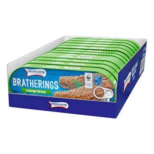Dreimaster Bratheringsfilet 200 g, 12er Pack - Bild 1