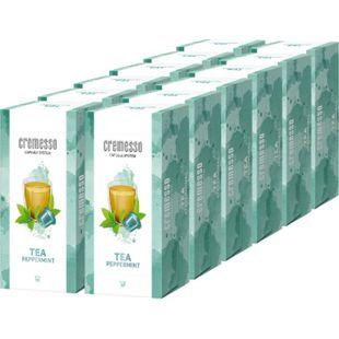 Cremesso Peppermint Tea 16 Kapseln 34 g, 12er Pack - Bild 1