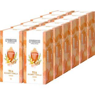Cremesso Rooibos Vanilla Tea 16 Kapseln 32 g, 12er Pack - Bild 1