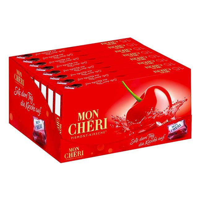 Ferrero Mon Cheri 157 g, 8er Pack - Bild 1