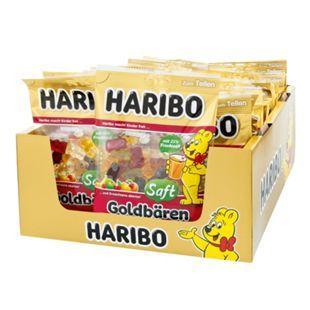 Haribo Saft Goldbären 175 g, 30er Pack - Bild 1