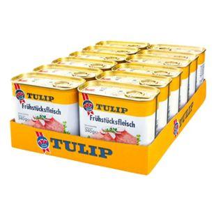 Tulip Frühstücksfleisch 340 g, 12er Pack - Bild 1