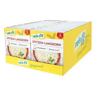 Reis-fit Langkornreis 8 Minuten 500 g, 16er Pack - Bild 1