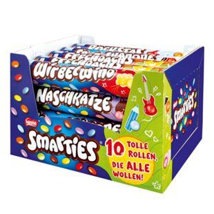 Nestle Smarties Riesenrolle 130 g, 20er Pack - Bild 1