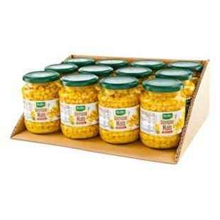 BioBio Gemüsemais 230 g, 12er Pack - Bild 1