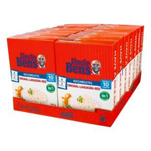 Uncle Bens Langkornreis 750 g, 14er Pack - Bild 1