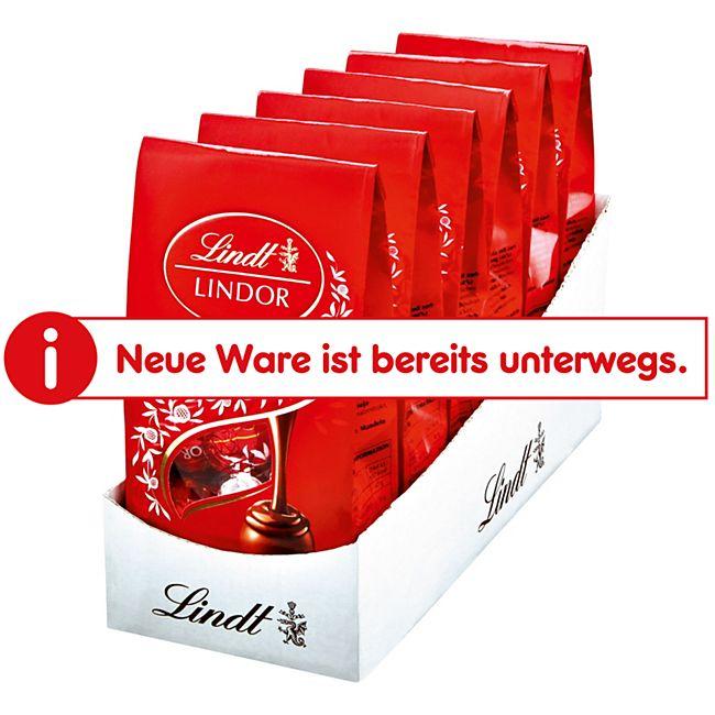 Lindt Lindor Milch Beutel 100 g, 6er Pack - Bild 1
