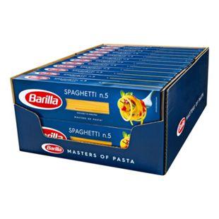 Barilla Spaghetti 500 g, 24er Pack - Bild 1