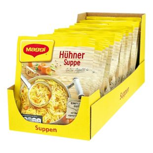 Maggi Guten Appetit Hühnersuppe ergibt 1 Liter, 20er Pack - Bild 1