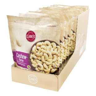 Clarkys Cashewkerne 200 g, 10er Pack - Bild 1