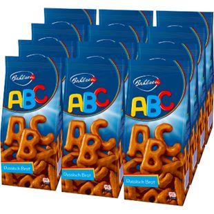 Bahlsen ABC Gebäck 100 g, 12er Pack - Bild 1