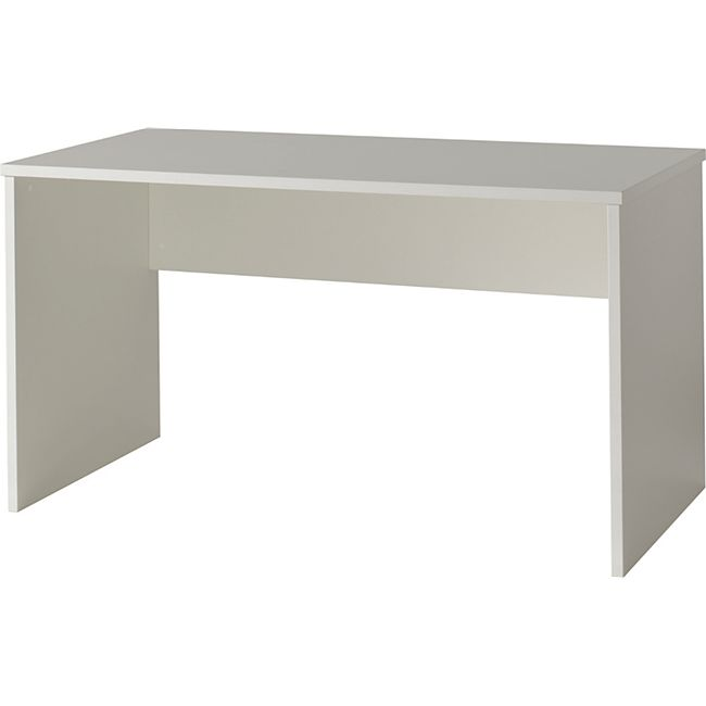 Vipack LONDON - Schreibtisch 150 x 70 cm, Weiß Dekor - Bild 1