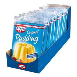 Dr. Oetker Vanillepudding für 2 Liter Milch, 10er Pack - Bild 1