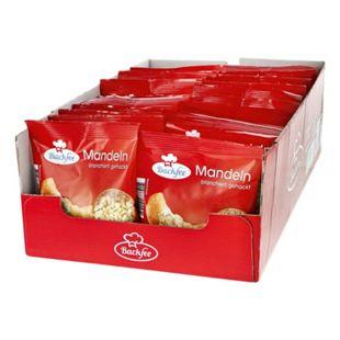 Backfee Mandeln gehackt 100 g, 25er Pack - Bild 1