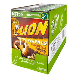 Nestle Lion Cereals 400 g, 8er Pack - Bild 1
