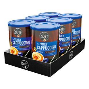 Cafet Cappuccino Schoko 500 g, 6er Pack - Bild 1