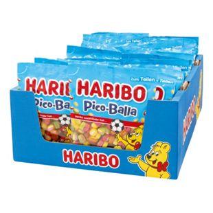 Haribo Pico Balla 175 g, 30er Pack - Bild 1