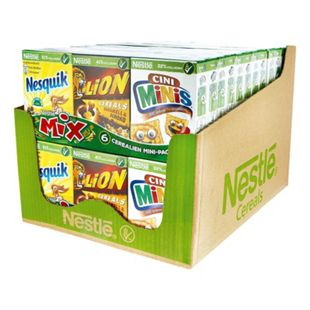 Nestle Cerealien Mini-Packs 190 g, 12er Pack - Bild 1
