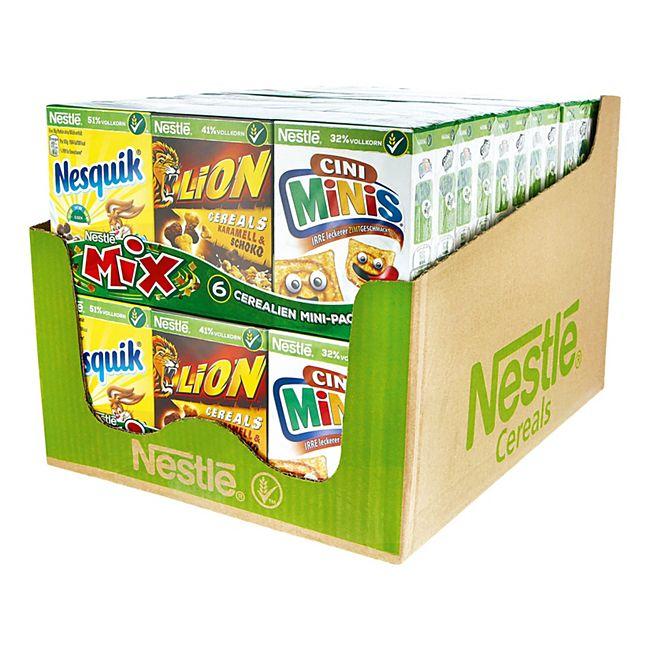 Nestle Cerealien Mini-Packs 190 g, 12er Pack - Bild 1