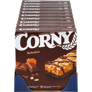 Corny Schoko 150 g, 10er Pack - Bild 1