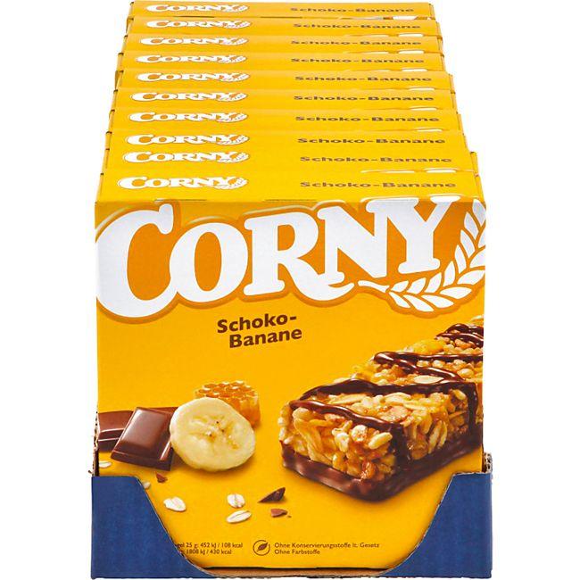 Corny Müsliriegel Schoko-Banane 150 g, 10er Pack - Bild 1