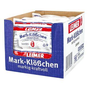 Leimer Mark-Klößchen 100 g, 16er Pack - Bild 1