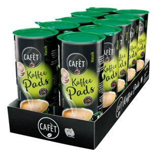 Cafet Klassik Pads 144 g, 10er Pack - Bild 1