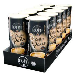 Bild für Cafet Entkoffeinierte Pads 144 g, 10er Pack
