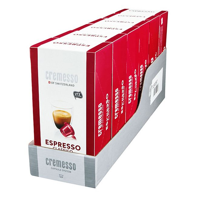 Cremesso Espresso Kaffee 96 g, 6er Pack - Bild 1