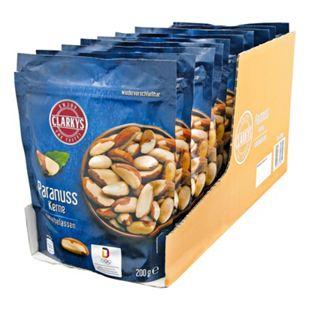 Clarkys Paranusskerne 200 g, 10er Pack - Bild 1